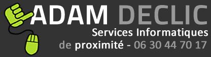 Paul Adam Services informatiques et webmastering